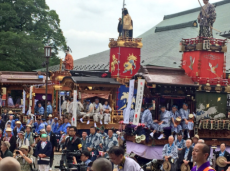 जापान, रथ यात्रा, Gion, Hindu gods, Japan, भारत, जापान, हिंदू, Ganesh, Shiva, Saraswati