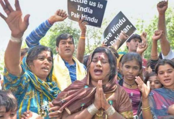 Pakistani Hindus, Pakistan, India, Citizenship