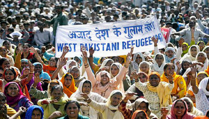 West Pakistan Refugees, citizenship, India, Pakistan, refugees, Rajnath Singh