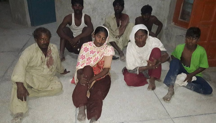 Christians attacked, Hindus, Pakistan, Faislabad,