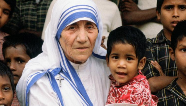 Mother Teresa, India, Pranab Mukherjee, canonization, Pope