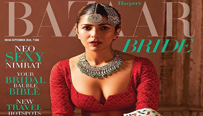 Nimrat Kaur Boobs Porn Breast Sexy Bikini Hot Family