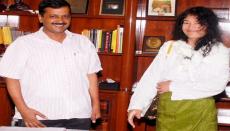 Arvind Kejriwal, Irom Sharmila, Manipur, Anna Hazare, Delhi, AAP, Punjab, Goa