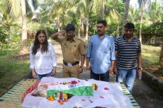 Caesar, Police dog, Suniel Shetty, 26/11, dogs, Mumbai terror attack, Fizzah Farm, Commissioner of Police, Mumbai. D. D. Padsalgikar