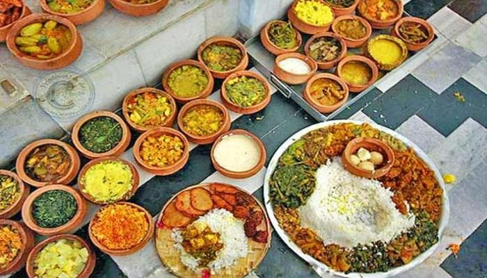 Air India Jagannath Puri Temple Non Vegfood Bhog Shubh Yatra