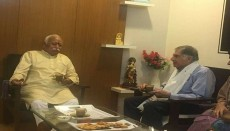 Ratan Tata, Mohan Bhagwat, Nagpur, RSS, leader, Tata Group, BJP leader Subramanian Swamy, Cyrus Mistry