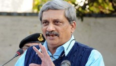 Manohar Parrikar, Mauritius visit, India, defence relations