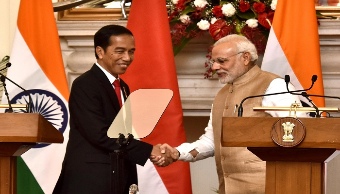 Indonesia, India, Indonesia, relationship, defence, strategic, economic, Narendra Modi, President Joko Widodo