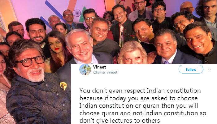 Ajaz Khan, Quran, Benjamin Netanyahu, Israel, India visit, Narendra Modi, Yogi Adityanath, Palestine, Islam