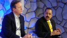 World Economic Forum, Pollution, India, Dr Jitendra Singh,David Cameron, Berset, Modi government