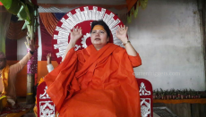 Shankaracharya, Sadhvi Hemanand Giri, woman, India, Nepal