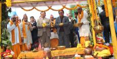 Lord Parshuram, Sikkim, Pawan Chamling , Chiranjeevis,