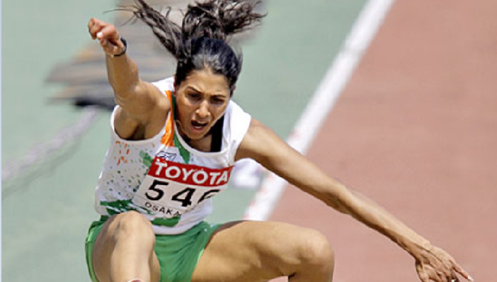 India, IAAF World Championship, Anju Bobby George, Khelo India School Games,Jawaharlal Nehru Stadium