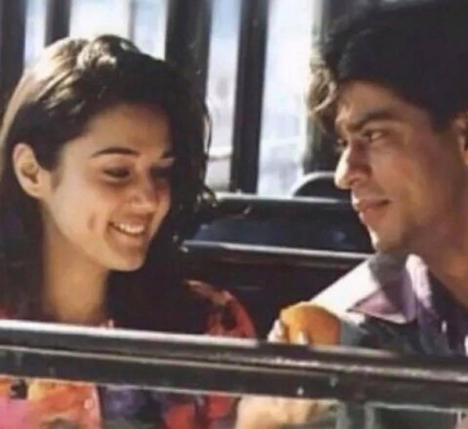 Preity Zinta, cheeks, dimples, movies, Soldier, Dil Se, Shah Rukh Khan,Chori Chori Chupke Chupke ,Har Dil Jo Pyar Karega, Aamir Khan , Dil Chahta Hai