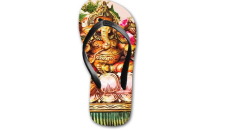 Etsy, Lord Ganesh, Flip Flops, Hindu, Hinduism, Hindus