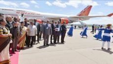 Bhabhatron,Bhabha Atomic Research Centre, India Madagascar relations, President, Ram Nath Kovind, Olivier Solonandrasan
