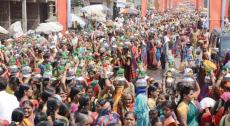 Veerashaiva,Lingayats, Congress, Hindus, India, minority religion, Hinduism, Pakistan,Srishaila seer Dr Channasiddarama Panditaradya Swamiji,Ishtalinga, SM Jamdar,Dr Veerasomeshwara Shivacharya Swamiji, Lingayat, protest,Arjun Ram Meghwal, Siddaramaiah, Karnataka