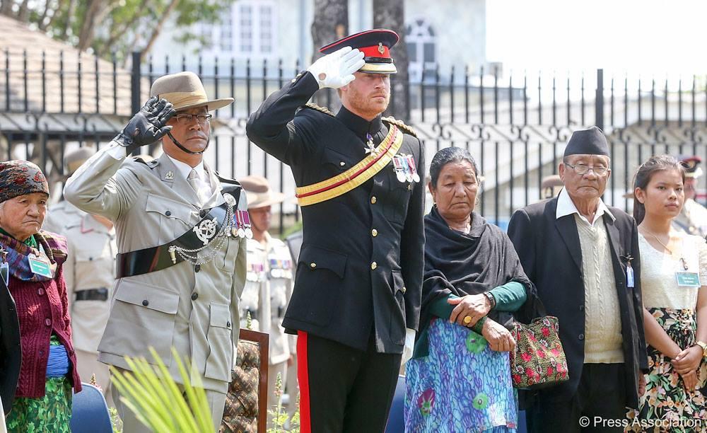 Prince Harry,Meghan Markle, Britain, Royal Family, Captain General Royal Marines, The Duke of Edinburgh, Kathmandu, Nepal, Marriage, Hindu Temple, Holi