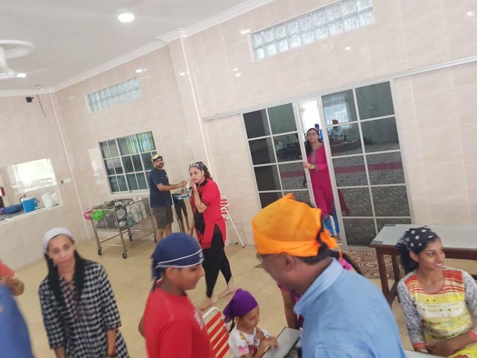 Malaysian Sikhs, P Kamalanathan, Gurudwara, Baisakhi,Hulu Selangor, Malaysian Indian Congress