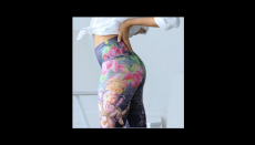 Ganesha leggings, Hindu God, Ganesh, Hinduism, population, Niyama Sol