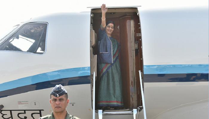 Sushma Swaraj, Russia India China, RIC, Wuzhen ,Foreign Minister