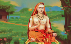 Adi Shankaracharya: Hinduism's greatest thinker, Hinduism, book, Adi Shankaracharya