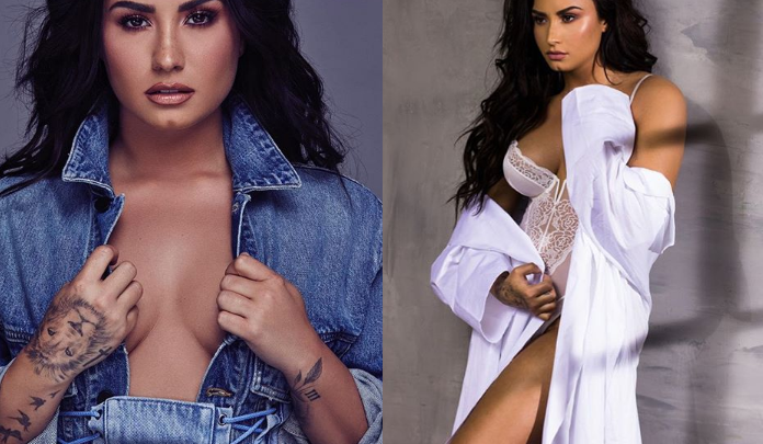 Demi Lovato, Body positivity, Disney, Eating Disorder, addiction, overdose