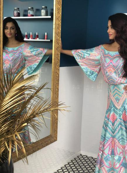 Aradhya Bachchan,latest pics, Cannes 2018, Aishwarya Rai Bachchan, makeup