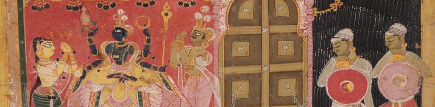 Epic Tales from Ancient India,San Diego Museum of Art ,SDMA,Bhagavata Purana Ramayana, Ragamala