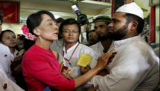 Buddhist, Aung San Suu Kyi, Buddhism, Rohingyas, Myanmar, Hindus, India, Bangladesh