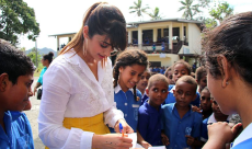 Ileana D'Cruz , Rampur Primary School, Fiji, Brand ambassador, latest pictures, photos, movies