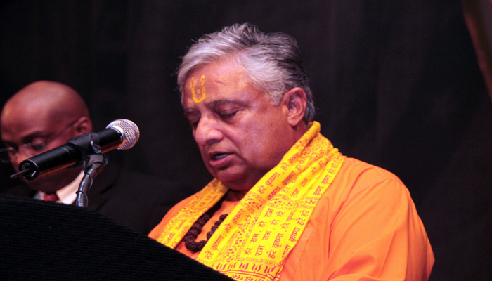 Emory University, Rajan Zed, Avatars of Vishnu, Hindus, Hinduism