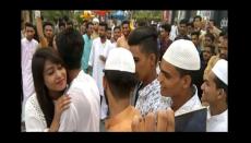 Muslim, Alisha Malik, Hugs, Eid, Moradabad, Islam