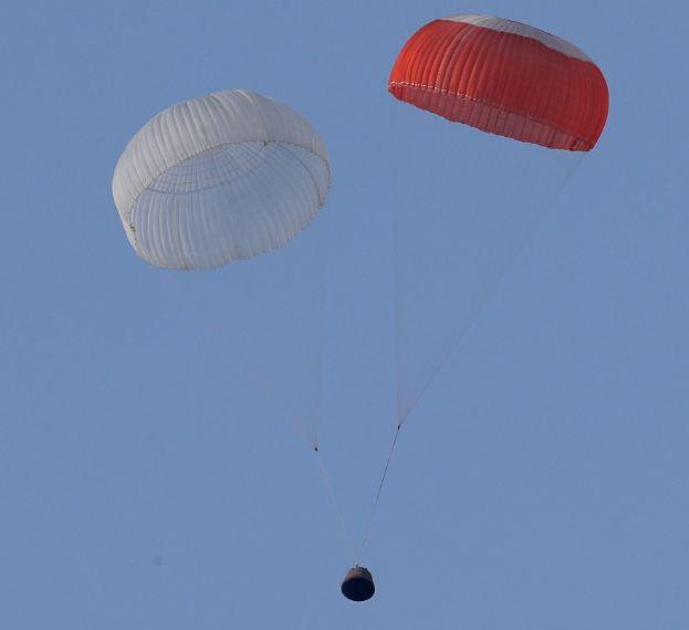 Crew Module,  Crew Escape System,CES, Bay of Bengal, Satish Dhawan Space Centre, Sriharikota, Indian Space Research Organisation ,ISRO,  Andhra Pradesh