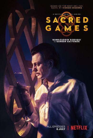 Sacred Games, Rajiv Gandhi, Congress, Nawazuddin Siddiqui,  Netflix