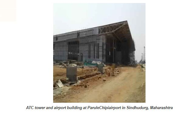 Sindhudurg Airport,ParuleChipi, Mumbai, Sindhudurg district