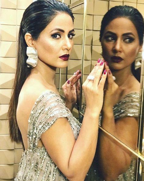 Hina Khan, latest photos, controversy, makeup, style, Bigg Boss, Yeh Rishta Kya Kehlata Hai , news