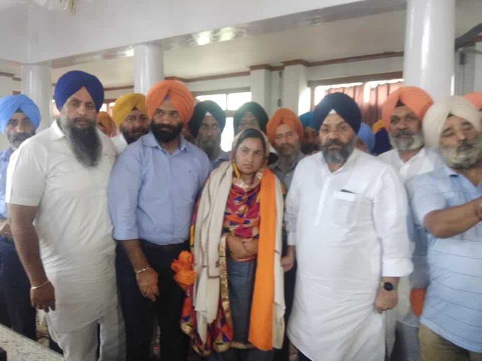 Sikh girl, NN Vohra, Jammu and Kashmir, Mandeep Kaur, Manjinder Singh Sirsa, forced conversion India, Islam, Sikhism