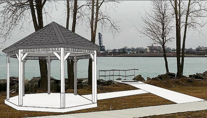 cremated, Hindus, Hinduism, Cremation, Canada, Rajan Zed, Sarnia , Southwestern Ontario, St. Clair River, Point Lands location, Jaggi Singh ,Tom Wolfe