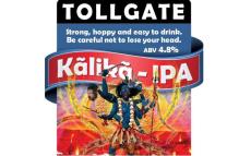 Kalika, England brewery, beer, Hindus, Hinduism, Rajan Zed, Tollgate's Kalika IPA beer
