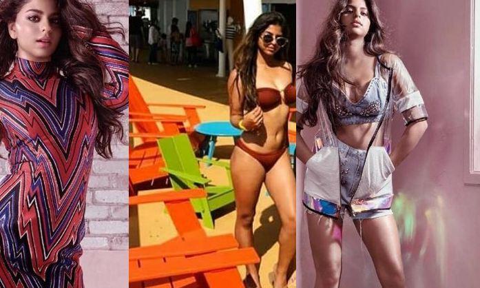 Suhana Khan, bikini, latest photos, Bollywood, India, Shah Rukh Khan, movies