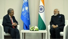 Antonio Guterres, UN Secretary General , India, International Solar Alliance (ISA), 2nd RE-INVEST Conference , Energy Ministers Meet of Indian Ocean Rim Association of States (IORA)