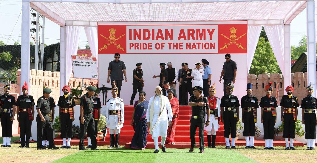 Narendra Modi, Parakram Parv,Konark War Memorial, Konark Stadium, BJP, Surgical Strike, India, Pakistan