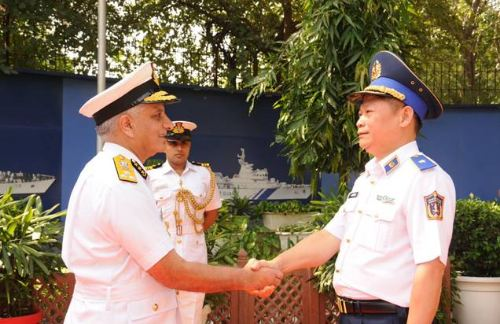 Coast Guards , India, Vietnam, latest news, cooperation, maritime safety, South China Sea