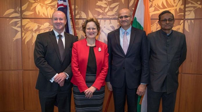 India, Australia, Strategic dialogue, 2+2, Indo-Pacific region