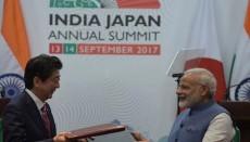 Narendra Modi, Japan India relations, Shinzo Abe, India-Japan Annual Summit