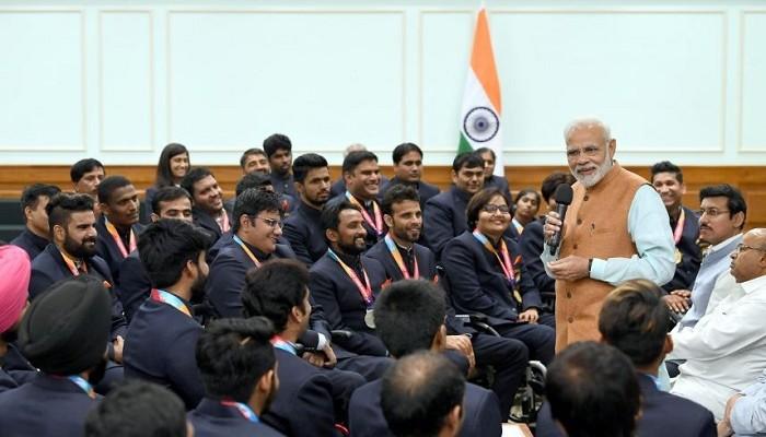 2018 Asian Para Games, Narendra Modi, India, Games, Sports
