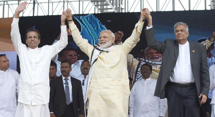 Maithripala Sirisena, Ranil Wickremesinghe , Narendra Modi, India, Sri Lanka, latest news, visits, diplomacy