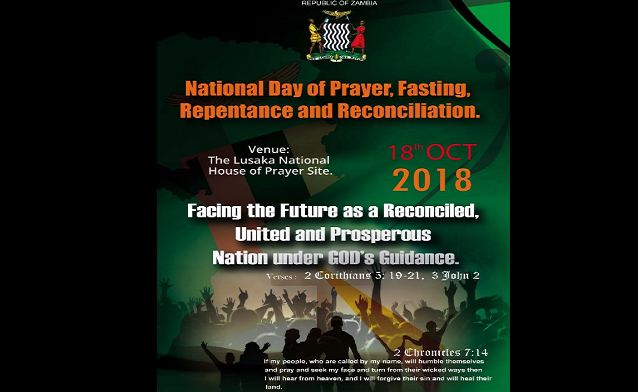 Leo Igwe, Zambia, Christianity, religion , National Day of Prayer and Fasting, Roman Catholics, Protestants, blasphemy