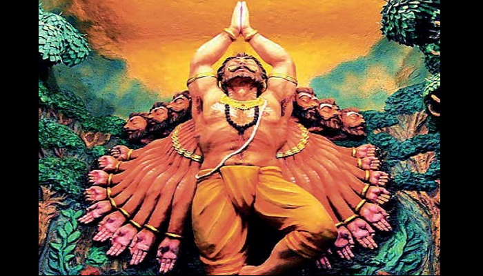 रावण, विजयदशमी, Amrit Pal Singh 'Amrit', poem, Ram , Hinduism, Ravan
